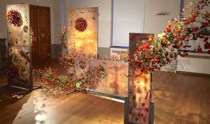 Quando l'arte incontra la passione per la botanica…
