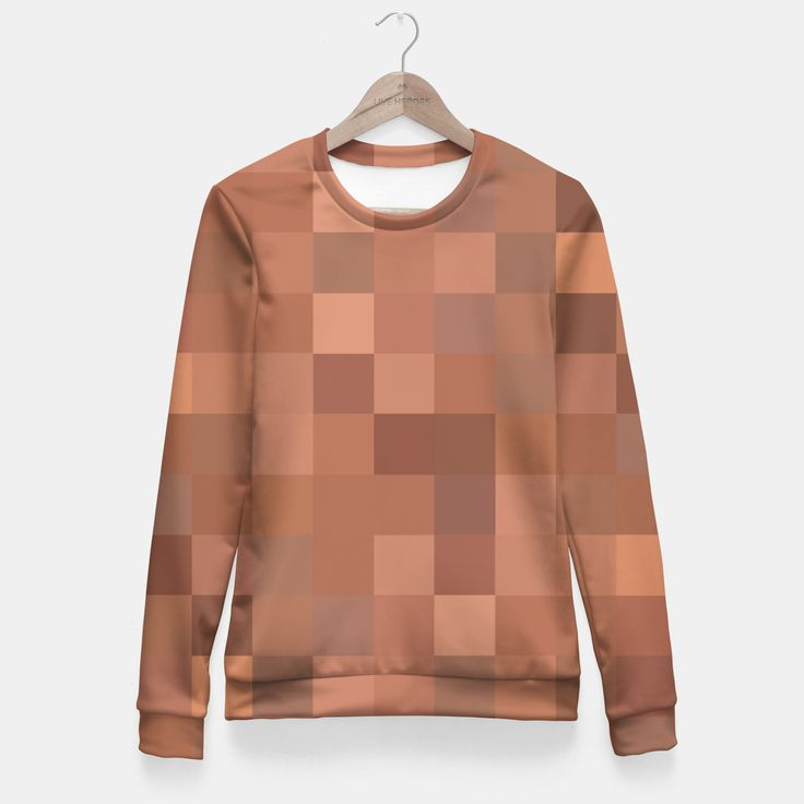 CENSRD - Pocahontas & Kocoum Fitted Waist Sweater, Live Heroes