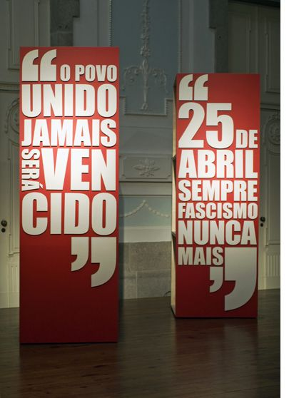 Resistência - Exhibitions / studio andrew howard great adaptation of quotes