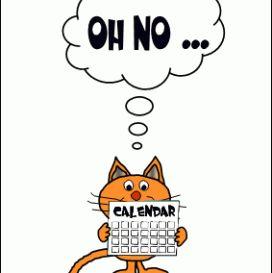 funny free birthday cards cat