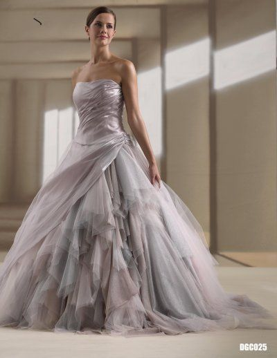 bridal shop bustle wedding dress