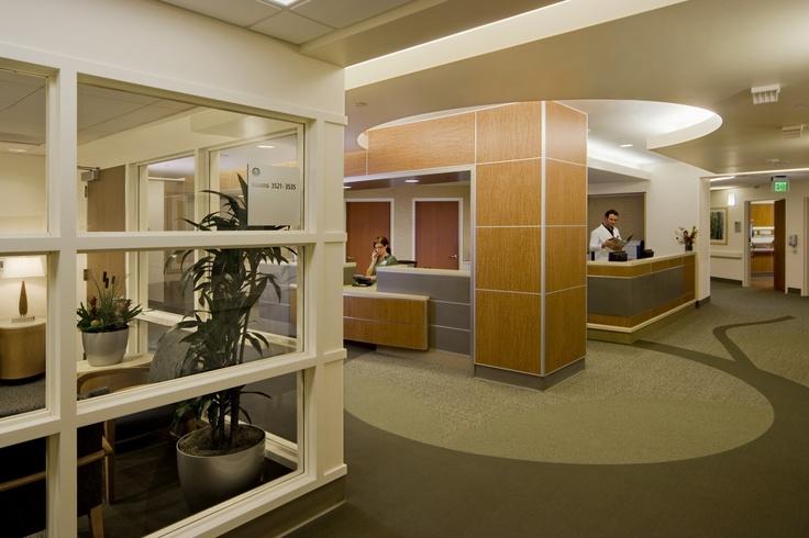 John Muir Hospital, Walnut Creek, CA, using Marlite Wall Systems. Great Design!