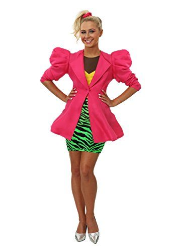 Fun Costumes Women's 80's Valley Girl - 4 Sizes from S to XL