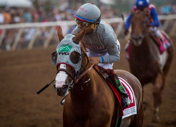 The 2017 GI TVG Pacific Classic will air live on the NBC Sports Network Saturday, Aug. 19, officials at Del Mar announced Wednesday.  Contested over the same course and 10-furlong distance of the GI Breeders' Cup …