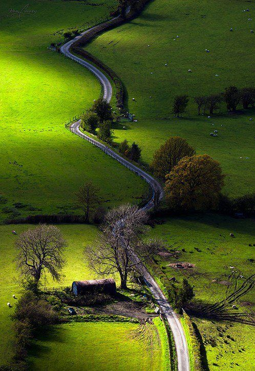 Newlands Valley ; Lake District, England