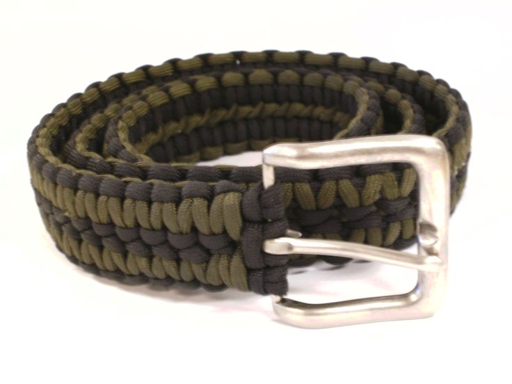 Best 25 paracord belt ideas on pinterest diy paracord for How to make a belt out of paracord