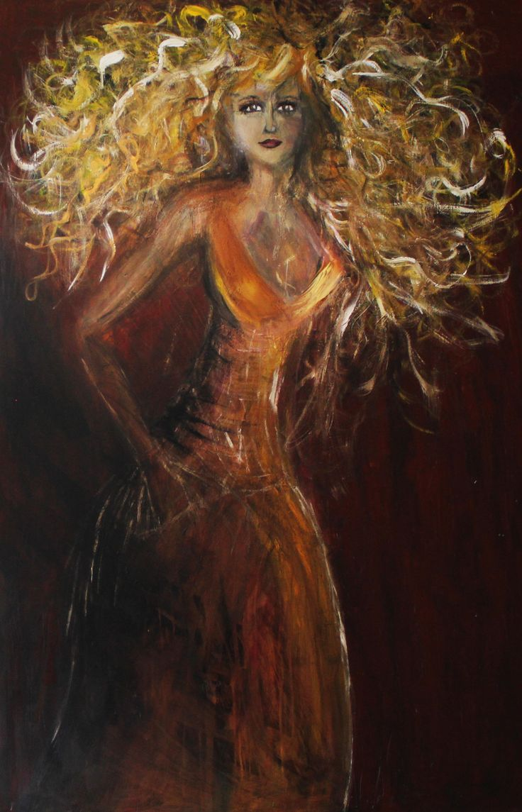 """The Goddess"" Portfolio 2007 