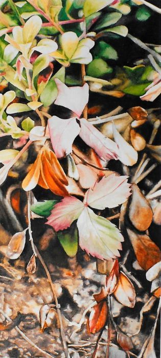 Canadian artist Deanna Lavoie from Longview Alberta creates art in Watercolours with subject matter Landscape. Check Deanna Lavoie, art in our online art gallery.