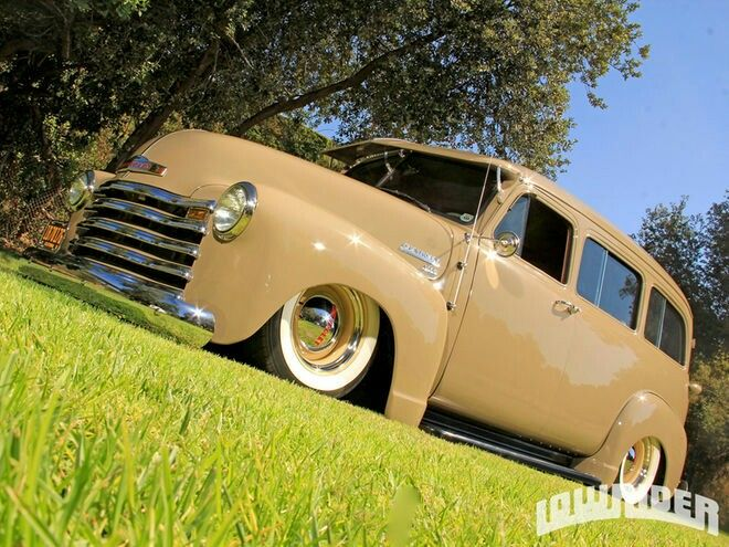 1951 Chevy Suburban. The material which I can produce is suitable for different flat objects, e.g.: cogs/casters/wheels… Fields of use for my material: DIY/hobbies/crafts/accessories/art... My material hard and non-transparent. My contact: tatjana.alic@windowslive.com web: http://tatjanaalic14.wixsite.com/mysite