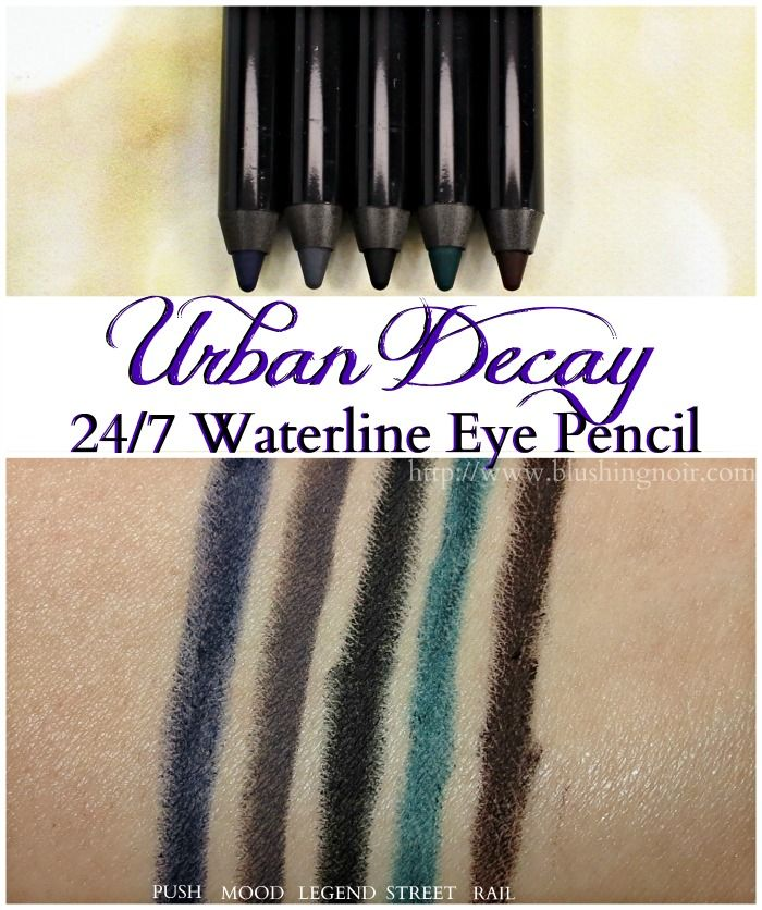 White Eyeliner Urban Decay