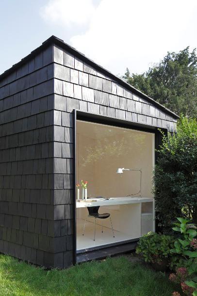 Tuinstudio in Bussum door Serge Schoemaker - alle projecten - projecten - de Architect