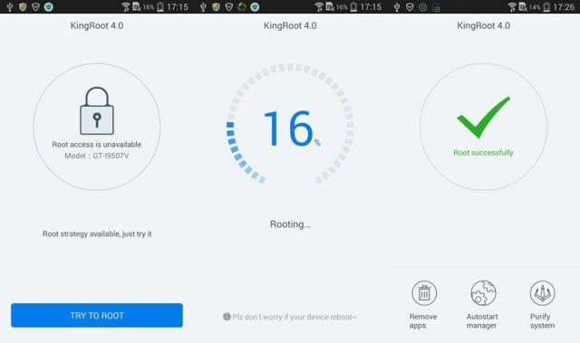 Download KingRoot Application (KingRoot.apk)