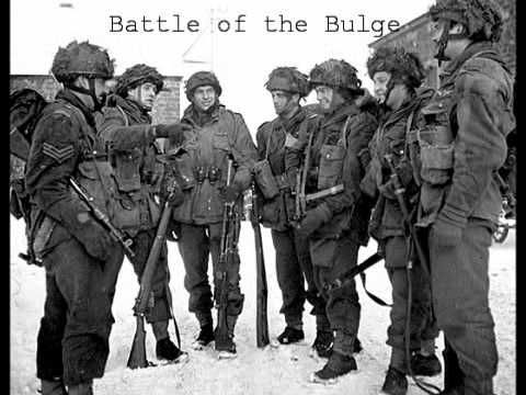 1st Canadian Parachute Battalion, during the Battle of the Bugle.