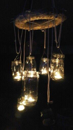 Party tent verlichting