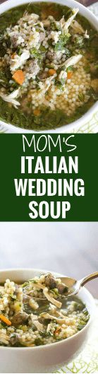 cool Italian Wedding Soup