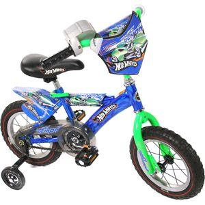 "Hot Wheels 12"" Boys' Bike"