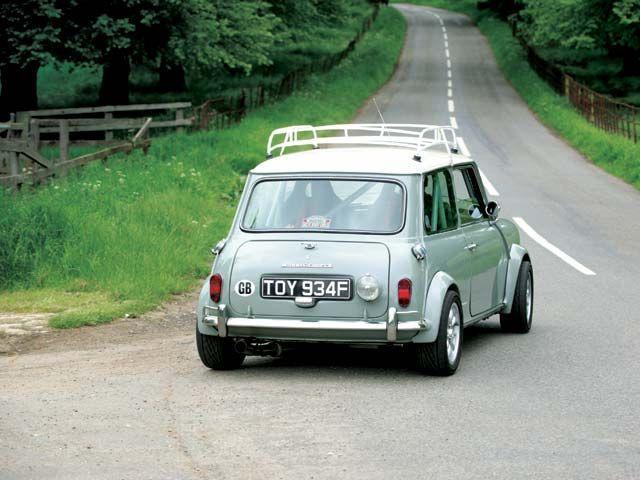 0503ht_02z+1967_Morris_Cooper+Replica_Passenger_Side_Rear_View