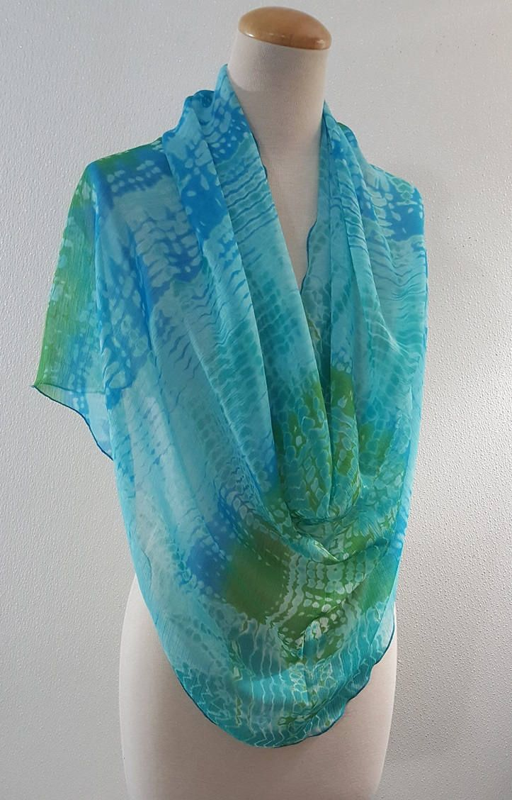 83 best Hand Made Scarves / Accessories images on ...