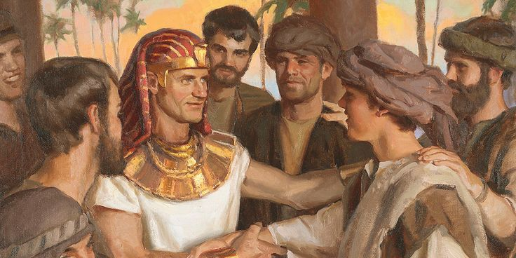 Why Did Nephi Connect Isaiah's Prophecies with Joseph Who Was Sold into Egypt?