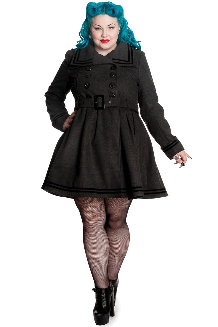 17 Best images about Plus Size Rockabilly Fashions on