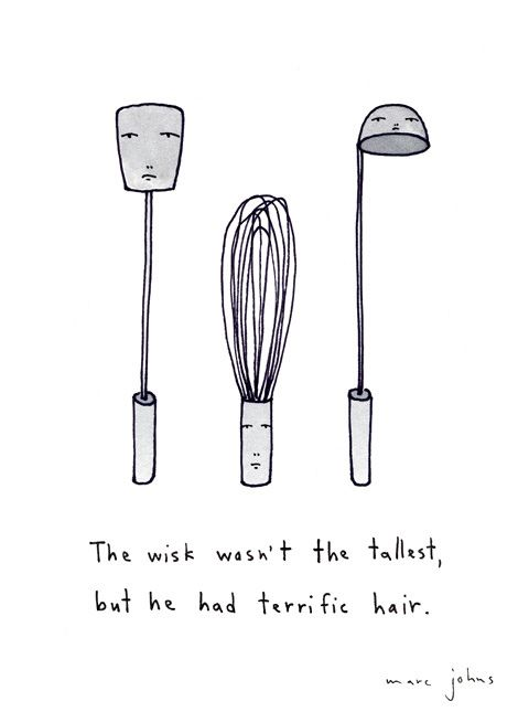 (by marc johns)