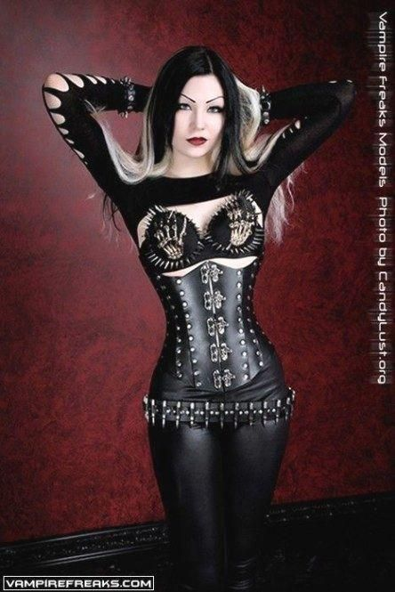 Gothic Jewelry And Clothing. For Those Individuals That
