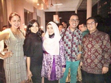 Blouse Batik Mahila Green - batiku