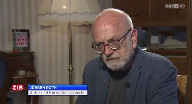Jürgen Roth: Pintér Sándor titka