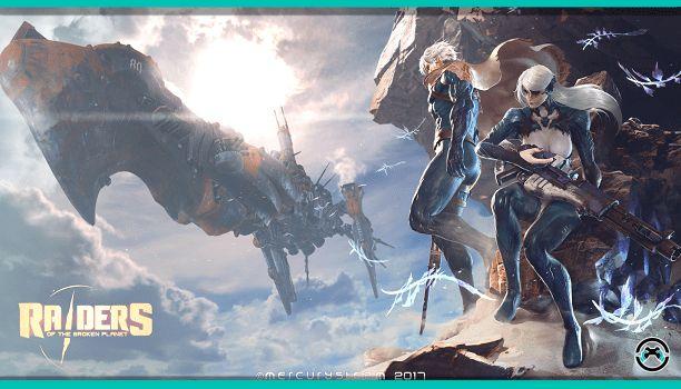 Raiders of the Broken Planet  Raiders of the Broken Planet es la propuesta más arriesgada de Mercury Steam hasta la fecha pudiendo suponer el inicio de una edad de oro para el software de entretenimiento español.  Esta vez han mostrado el tráiler de una nueva antagonista Mikah exhibiendo la habilidad llamado Señuelo la cual le permite distraer a los enemigos con un holograma hiperrealista de ella misma.Raiders of the Broken Planet ya está disponible para Xbox One PS4 y PC con una nueva forma…
