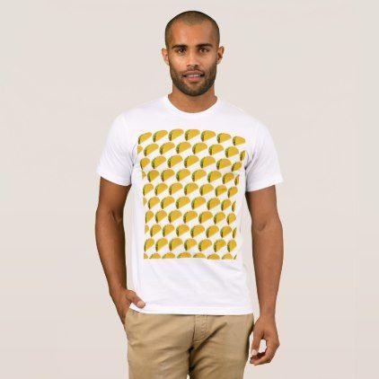 Taco T-Shirt  $27.90  by ChaosCorner  - cyo customize personalize diy idea