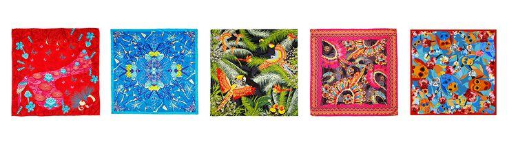 Remóntate al país de la alegría, el color, la diversidad natural y cultural, a través de los diseños de PINEDA COVALIN con el lanzamiento de la línea, BRASIL, DELTA CULTURAL Y NATURAL DEL MUNDO.  La marca reúne en esta colección diseños como: Selva amazónica, Pueblos del Amazonas, Frutas Exóticas, Aves de Brasil y Cavalhadas