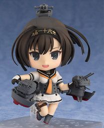 Kantai Collection ~Kan Colle~ - Akizuki - Choujuusenchihou-chan - Nendoroid #655 (Good Smile Company)