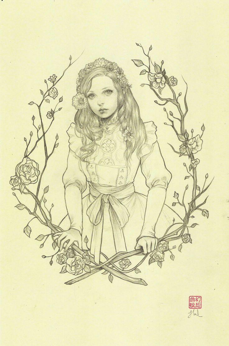 Emeline by Jasmin Darnell                                                                                                                                                     Plus