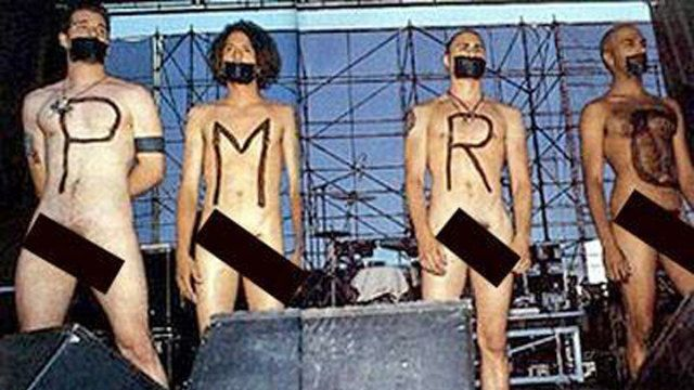 rage against the machine and the issue of censorship in music More music essay topics music censorship usually takes place when many bands and artists have been fighting the sticker issue: rage against the machine and the.