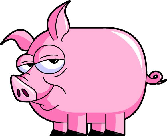 free pig clipart - photo #16