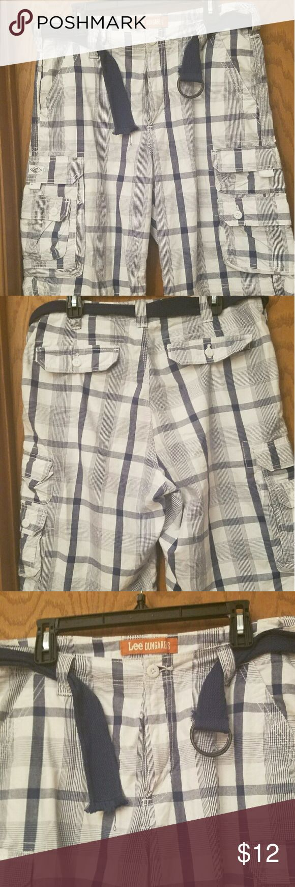 Lee Dungarees shorts Good condition shorts, size 34 Lee Shorts Cargo