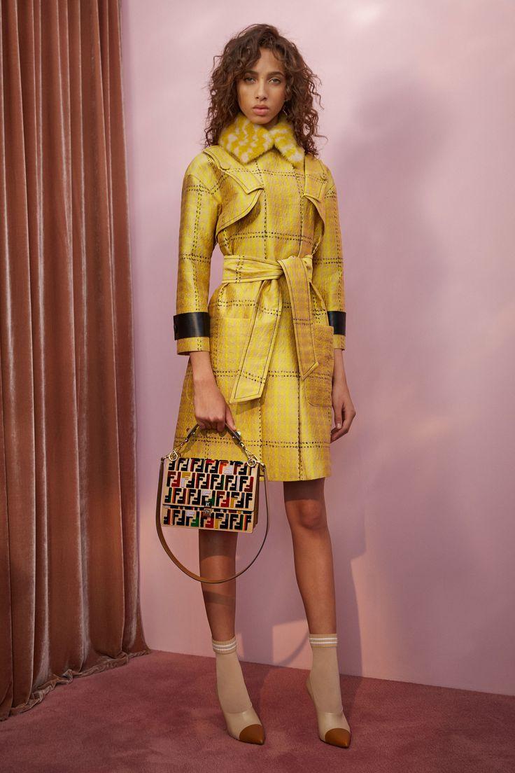 Fendi Resort 2018 collection by Silvia Venturini Fendi and Karl Lagerfeld