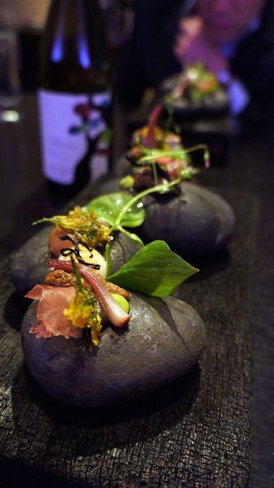 17 best images about food presentations 2 on pinterest for Alinea chef de cuisine