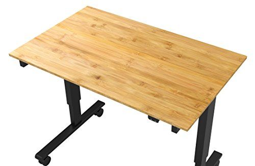 48 Electric Stand Up Desk Adjust From Sitting To A
