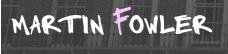 Martin Fowler Web