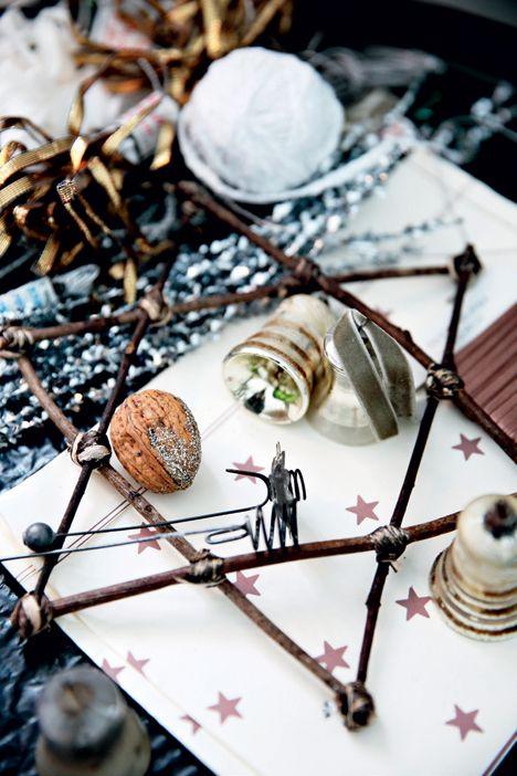 Stilren jul hjemme hos Tine K - Boligliv