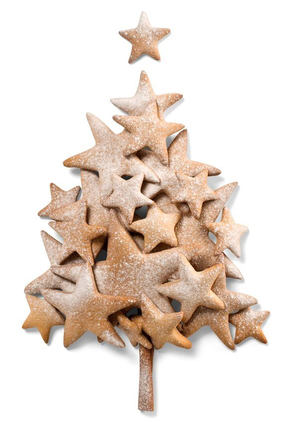 Christmas Is Coming : Star Sugar Cookies