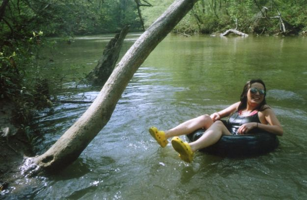 Float down the Cahaba River | Community Post: 50 Things You Simply Must Do In Birmingham
