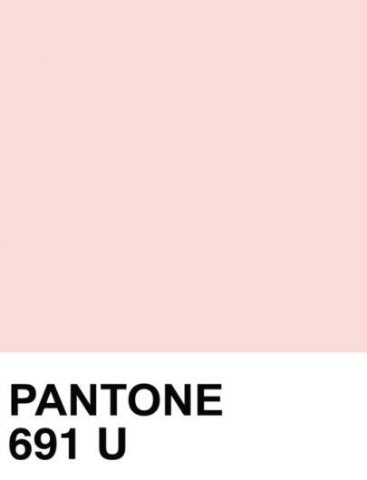Pantone prettiest pink