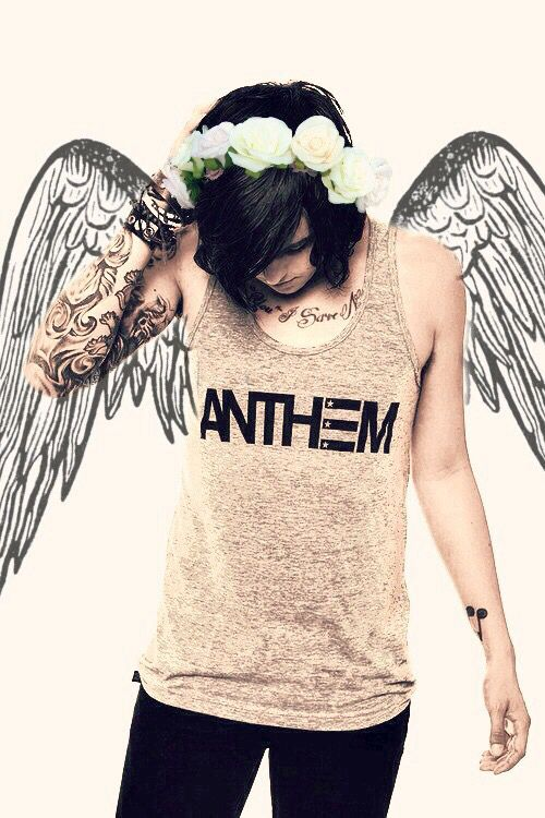 Kellin Quinn omg this picture is perfect I'm fangirling