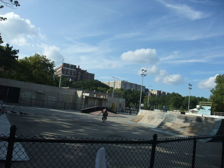 Image result for skate parks downtown bronx pictures