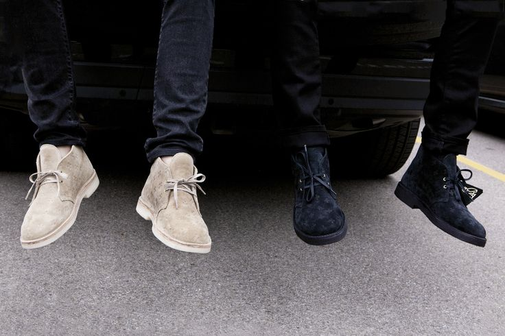 A First Look! The OVO x Clarks Originals Desert Boot
