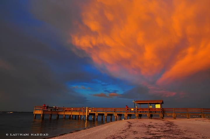 25 best images about beaches of alabama on pinterest for Sanibel fishing pier