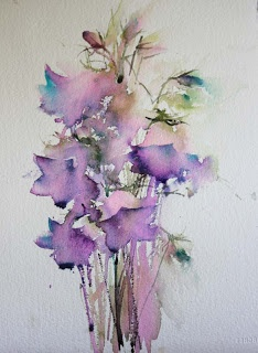 by Jean Haines - Watercolours With Life Tattoo ideas!