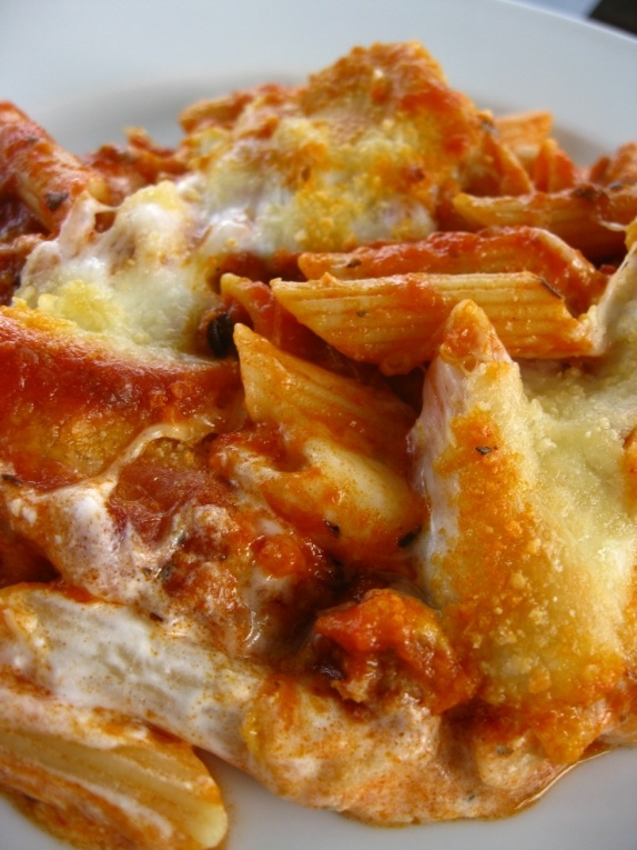Penne with Five Cheeses | Recipe | No bake recipes, Martin o'malley ...